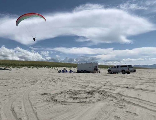 WELCOME TO DISCOVER PARAGLIDING!