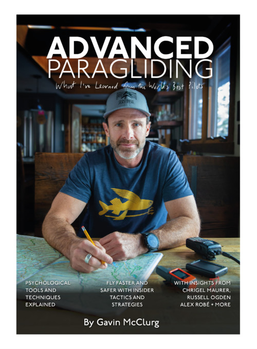 Advanced Paragliding Book Cover